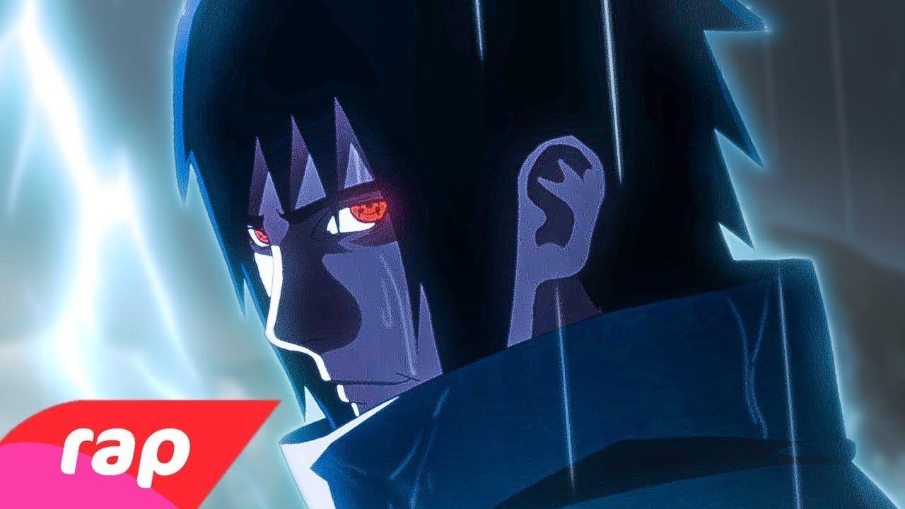 Rap Do Sasuke O Renegado Nerd Hits 7 Minutoz Rap Do Sasuke