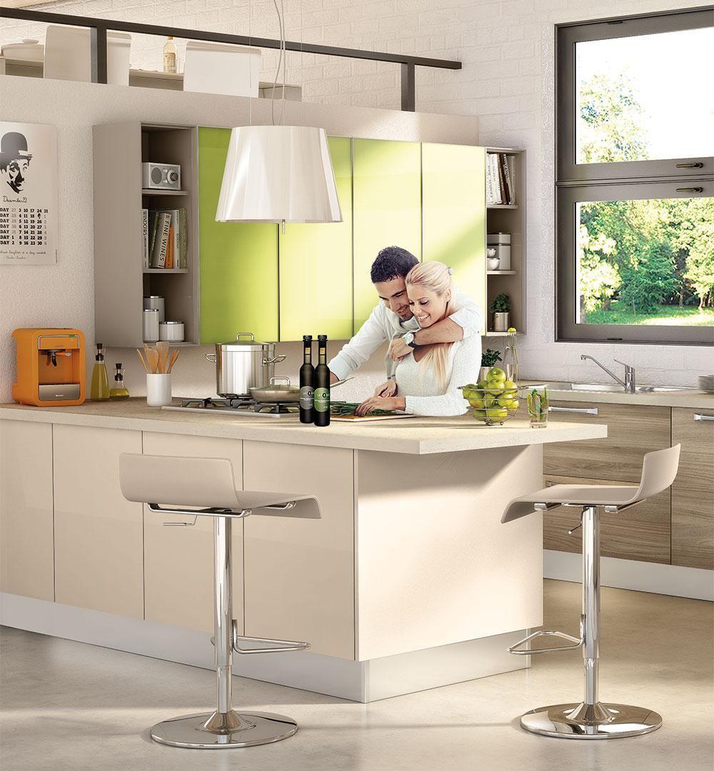 Noemi - Cucine Moderne - Cucine Lube | Oprema | Pinterest