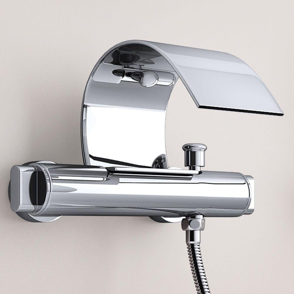 Badewanne Armatur Wasserfall Armatur Wannenarmatur Badarmatur Ba15 Armaturen Bad Badarmaturen Badewanne