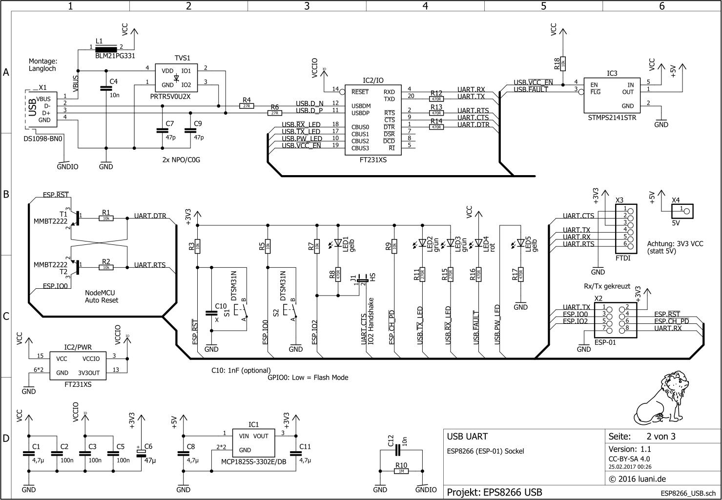 Gemütlich Usb Zu Rs232 Schaltplan Ideen - Schaltplan Serie Circuit ...
