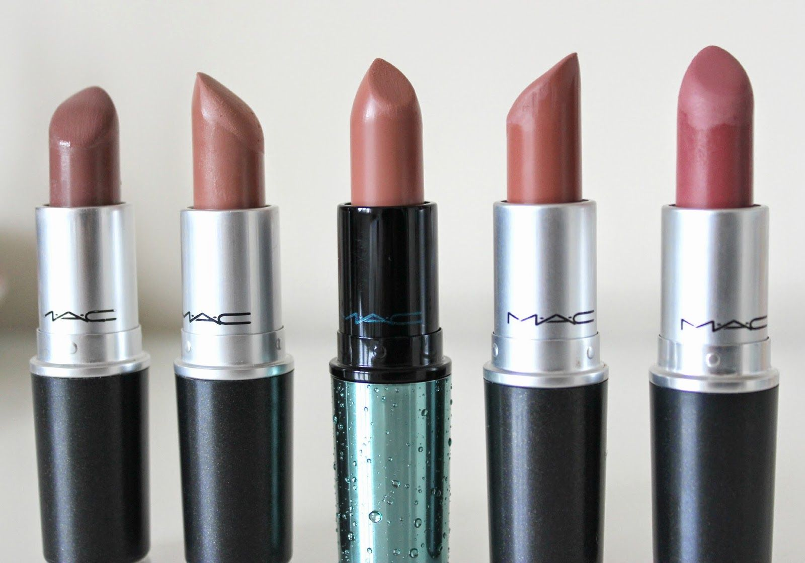 Top mac nude lipsticks for fall