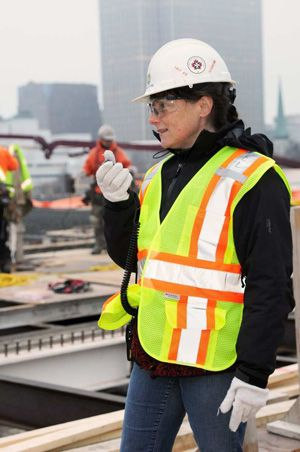 Dearth of women in construction deprives industry of good workers - new blueprint medicines general counsel