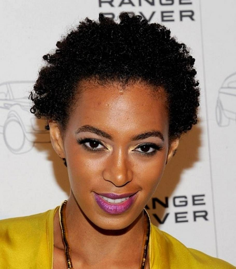 Sometimes you doubt sport a straight Hairstyles For Short Curly Natural Hair