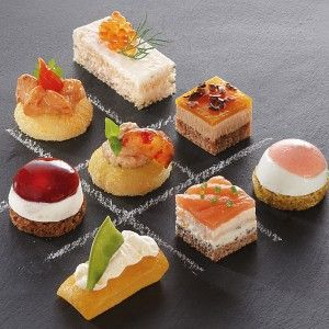 Cake Au Chevr