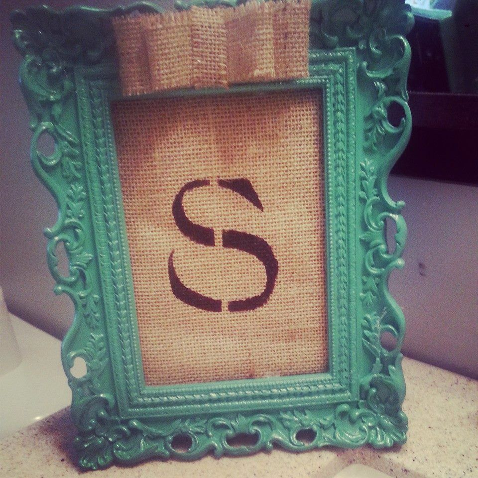 Burlap Earring Holder By Theburlapjar On Etsy, $2000