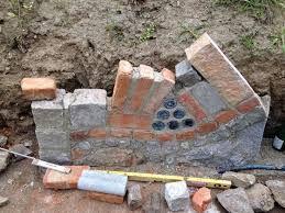 Bilderesultat for ruinenmauer aus alten abbruchziegeln