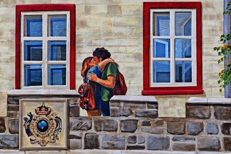 Por Amor al Arte Murales de la Ciudad de Quebec Artes Pinterest - murales con fotos
