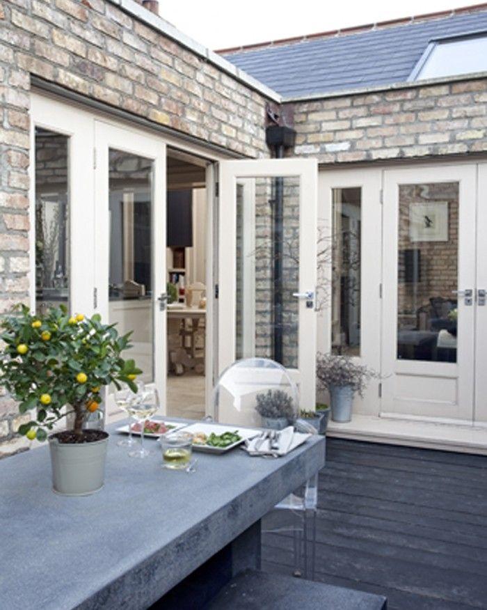 Best Outdoor Room Winner Wall Morris Interior Designs Irish Cottage