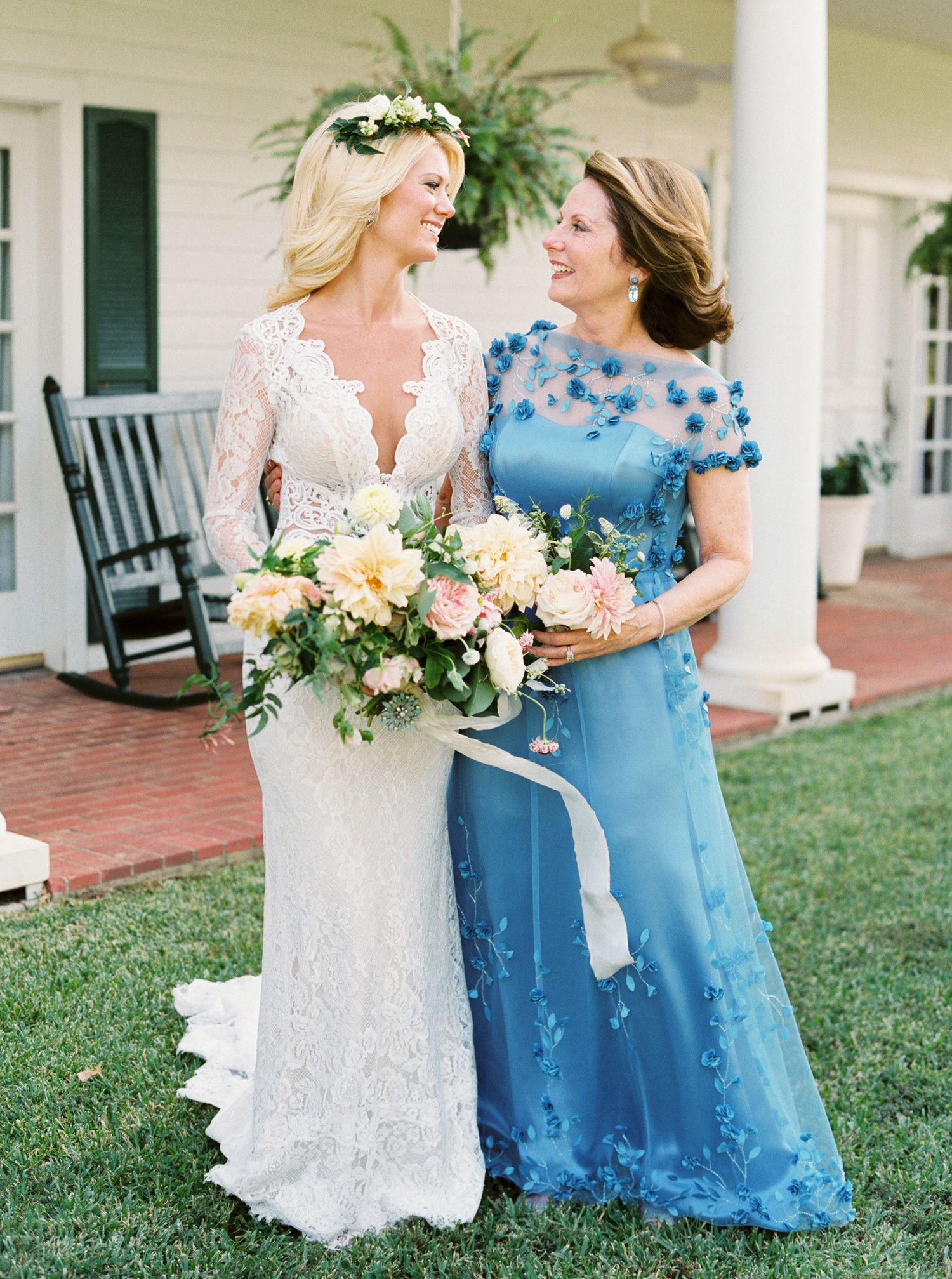 Mother-of-the-Bride Dresses That Wowed at Weddings | Wedding stuff ...
