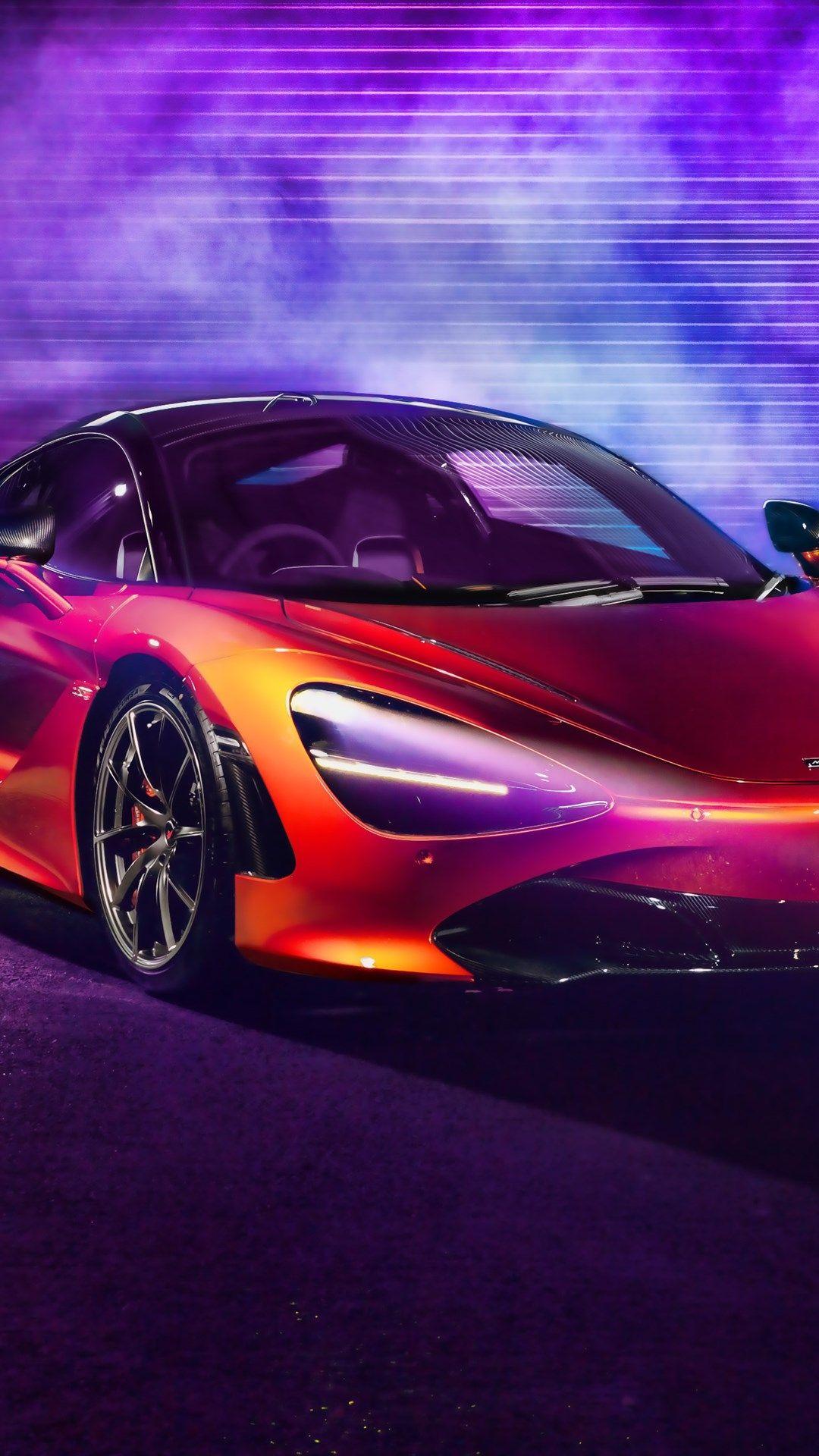 Mclaren 720s 4k Car In Smoke 2019 Cars Hypercars Orange 720s