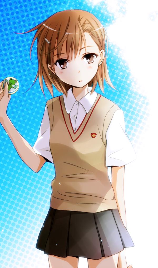 misaka mikoto anime girls - photo #22