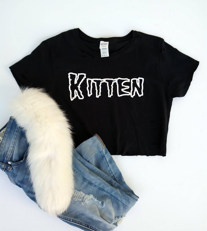 Im In Love Crop Tops Shirts Tops