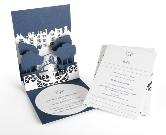 Bespoke laser cut wedding invitations for Cutture invitation - fresh invitation dalam bahasa inggris