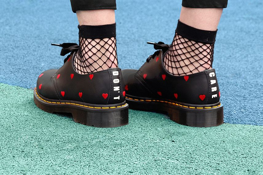 BERMAD allarme talento  The Lazy Oaf x Dr. Martens 2017 Fall/Winter Collection Has Our Hearts | Doc  martens, Doc martens style, Shoes