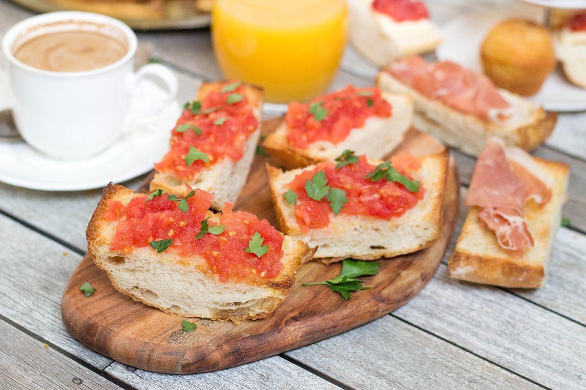 Spanish breakfast breakfast around the world 6 recipe