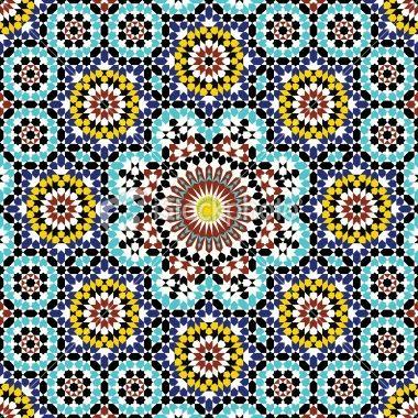 Moorish Tile Tree