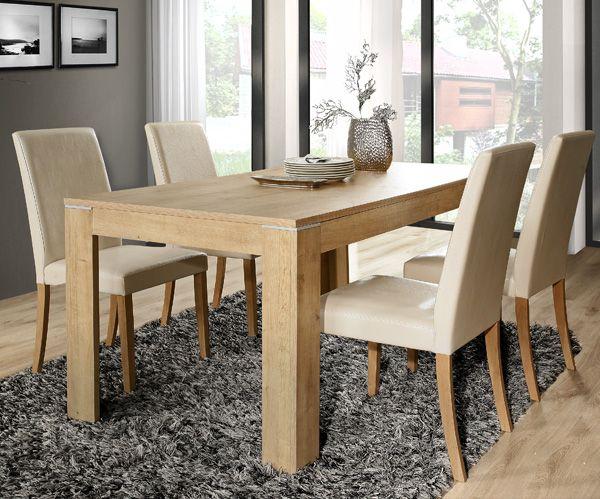 Comedores pinterest for Salas de madera modernas