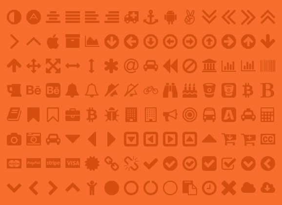 Download Font Awesome Photoshop Custom Shape Pack (With images ...