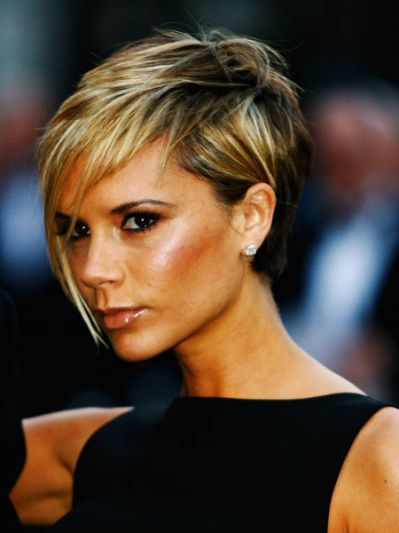 Frisuren Victoria Beckham Pictures Marcee Short Do Pinterest