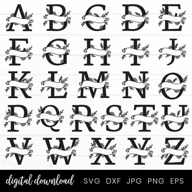 15+ Split letter s monogram inspirations