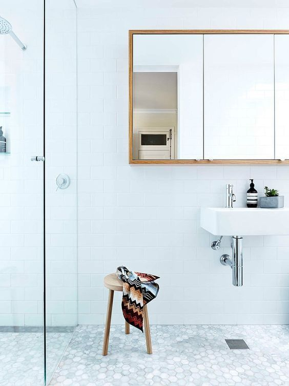 See more images from the 50 best bathroom ideas ever on domino