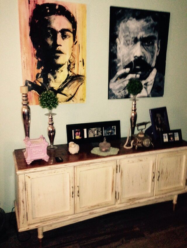 Mueble Vintage #art
