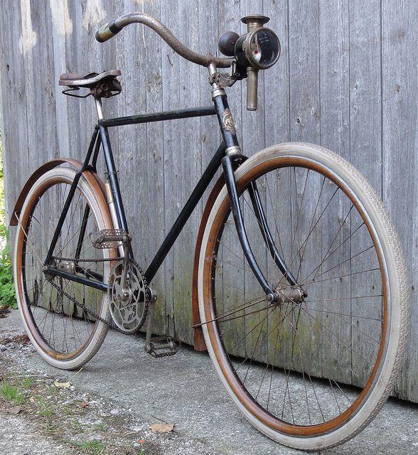 1911 Peugeot Vintage Bicycle Bicicletta E Accessori
