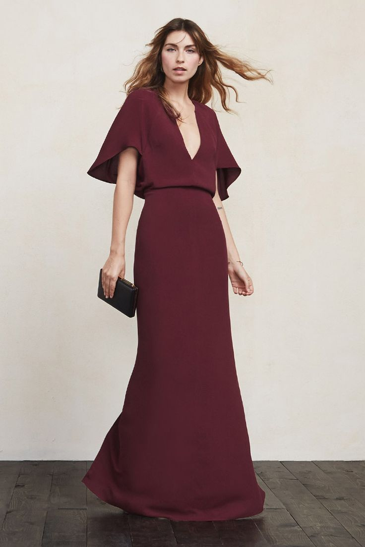 c752868f865 cape long dress with v-neck cut for scoliosis fighter s prom ...