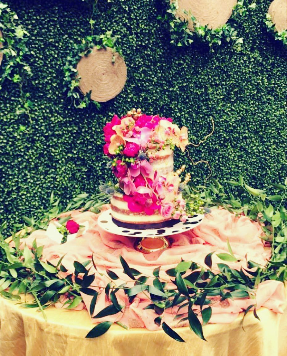 Flannel shirt cake  Hire us today cake weddings rustic modern staffing