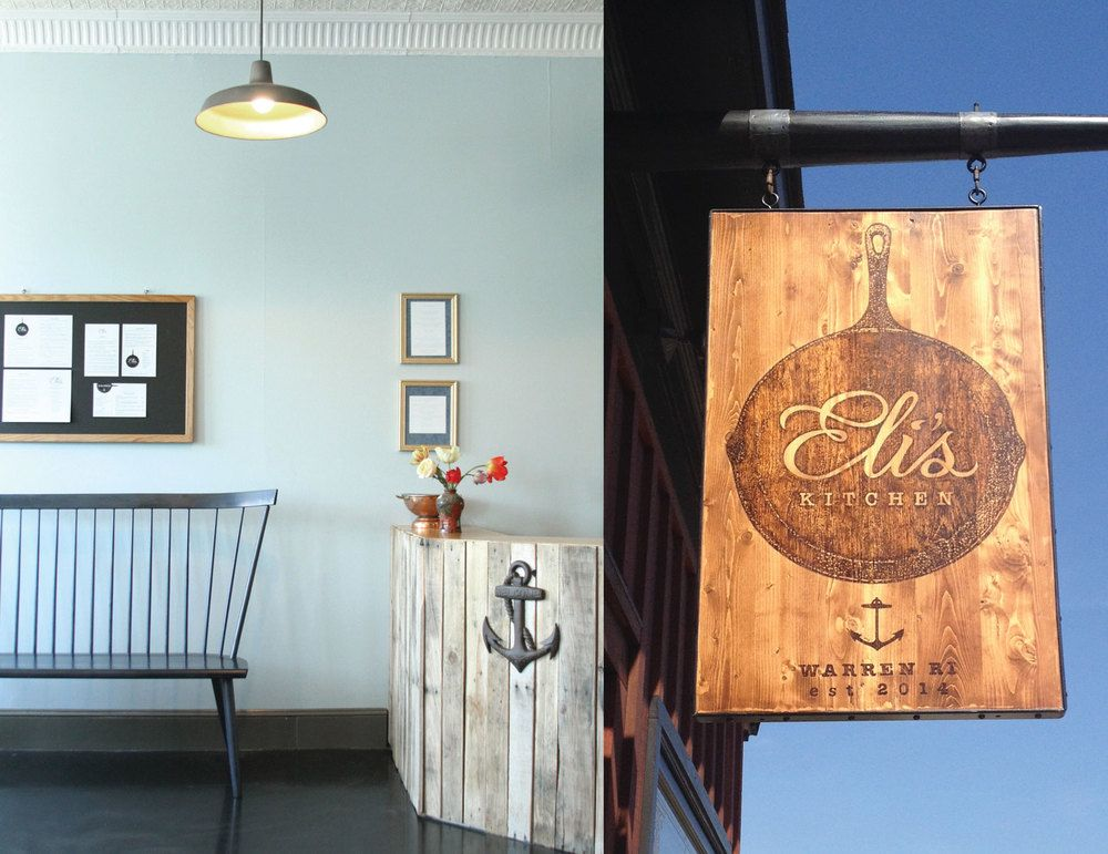 Eli S Kitchen Warren Rhode Island Rhode Island Island Decor
