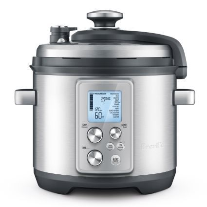 Breville Fast Slow Pro Pressure And Slow Cooker Sur La Table Breville Fast Slow Pro Breville Pressure Cooker Best Multi Cooker