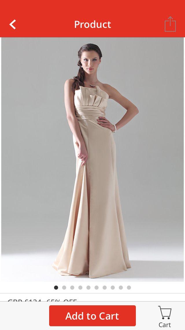 Http://www.lightinthebox.com /A Line Strapless Empire Floor Length Satin Bridesmaid Dress_p171822.html
