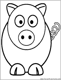 Images Of Cartoon Animals Google Search Animal Coloring Pages Easy Coloring Pages Unicorn Coloring Pages