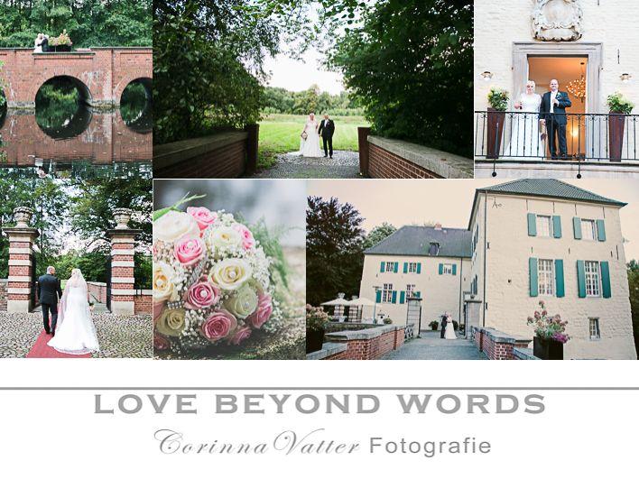 Als Hochzeitsfotografin War Ich In Der Wunderbaren Burg Luttinghof In Gelsenkirchen Um Eine Hochzeit Zu Fotografie Hochzeitsfotograf Hochzeit Location Hochzeit