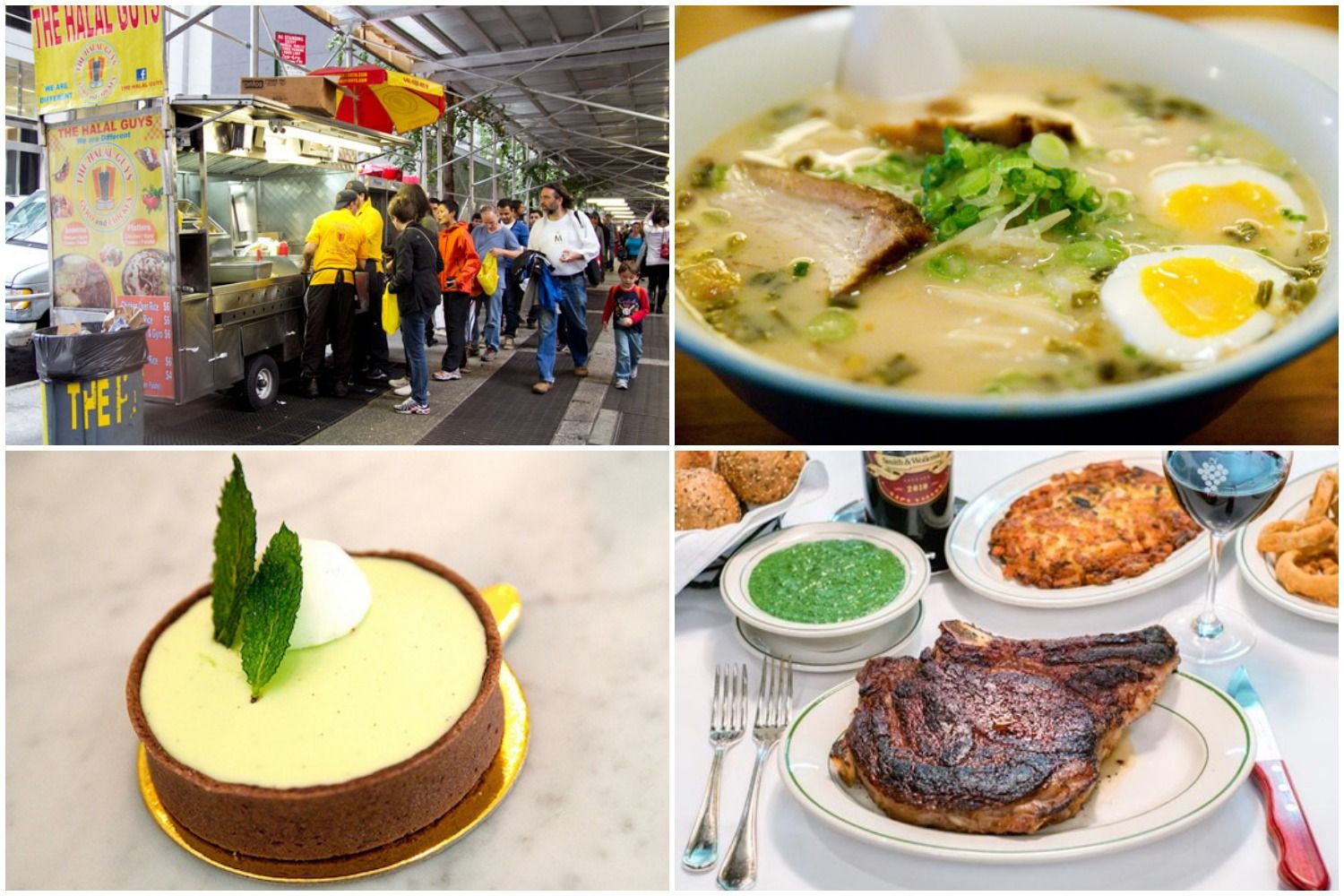Where To Eat Near Rockefeller Center And Fifth Avenue Our Updated Guide With Images Nyc Food Eat Lunch Restaurants