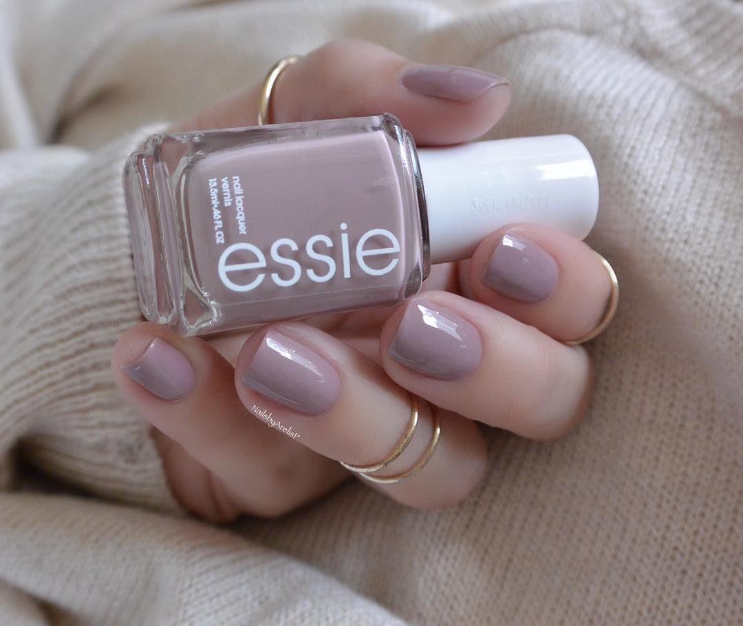 Lady Like by @essiepolish | Nails. | Pinterest | Labiales
