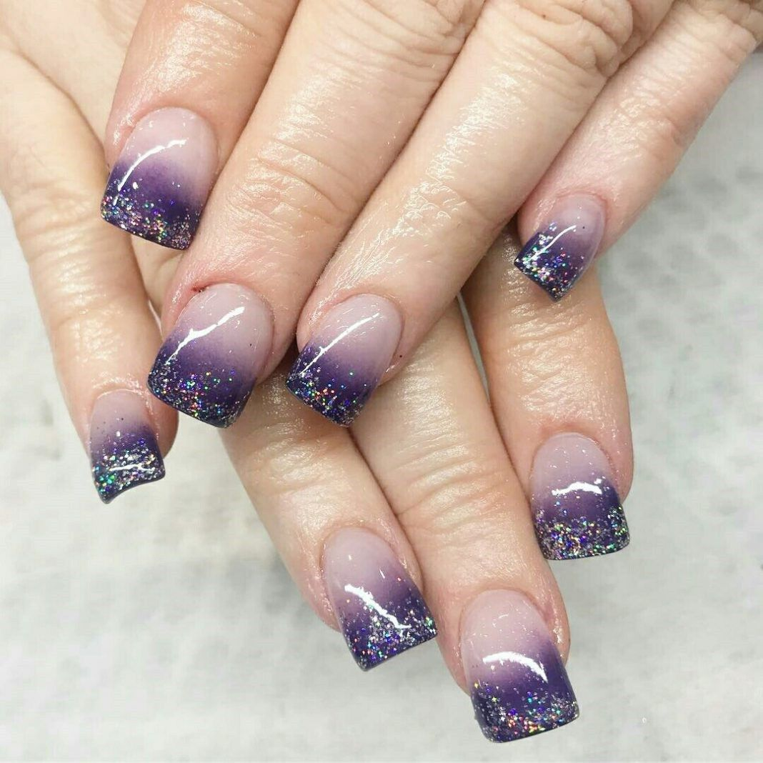 everything about the main nail trends 2018. Choose anything you like ...