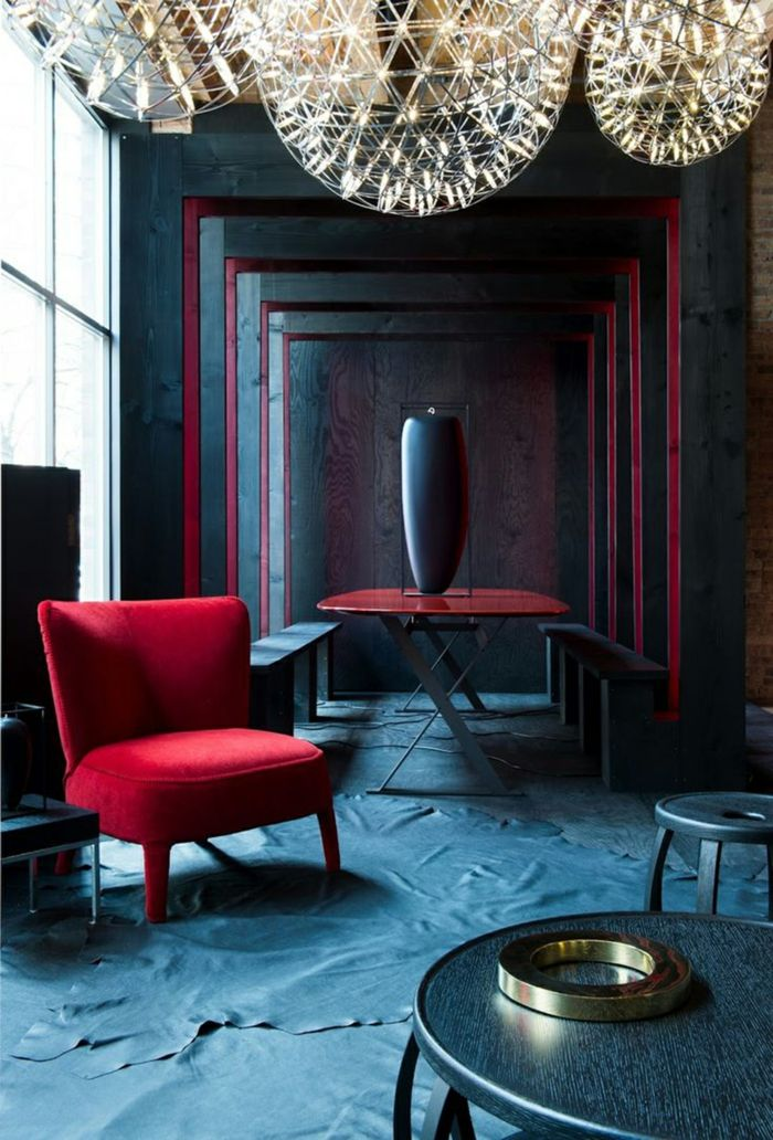 1001 Ideen Zum Thema Welche Farbe Passt Zu Rot Haus Farben Innenraume Und Innenarchitektur