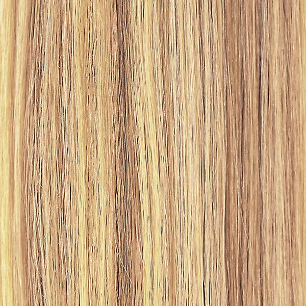 Clip In Blonde Frost 12 Inch Human Hair Extensions | Human hair ...