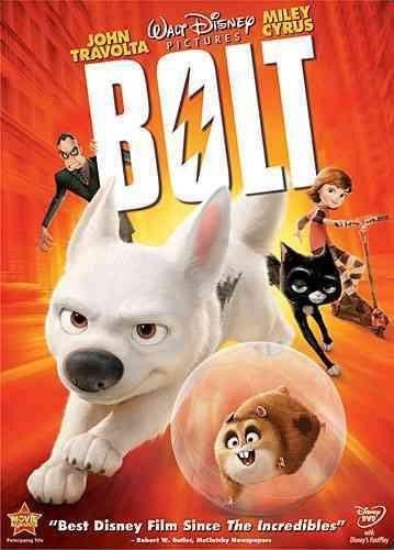 Bolt (Dvd/Ws 1.85/5.1 Dolby Ex/Sp-Fr-Both)