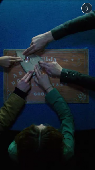 Check Out Snapchat's First Ad for 'Ouija' Movie | Adweek