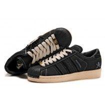 Soldes Anniversary Adidas Noir 20 Chaussures Homme Superstar jilho ZZ17xwTqn