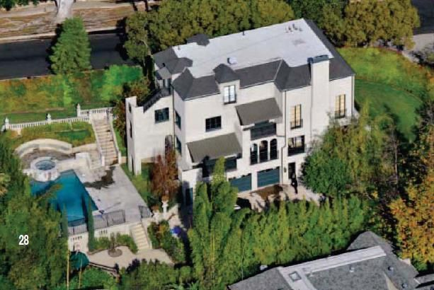 Katy Perry S House Celebrity Houses Expensive Houses Exterior