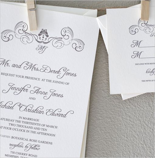 17 Best images about wedding invitation on Pinterest   Free ...