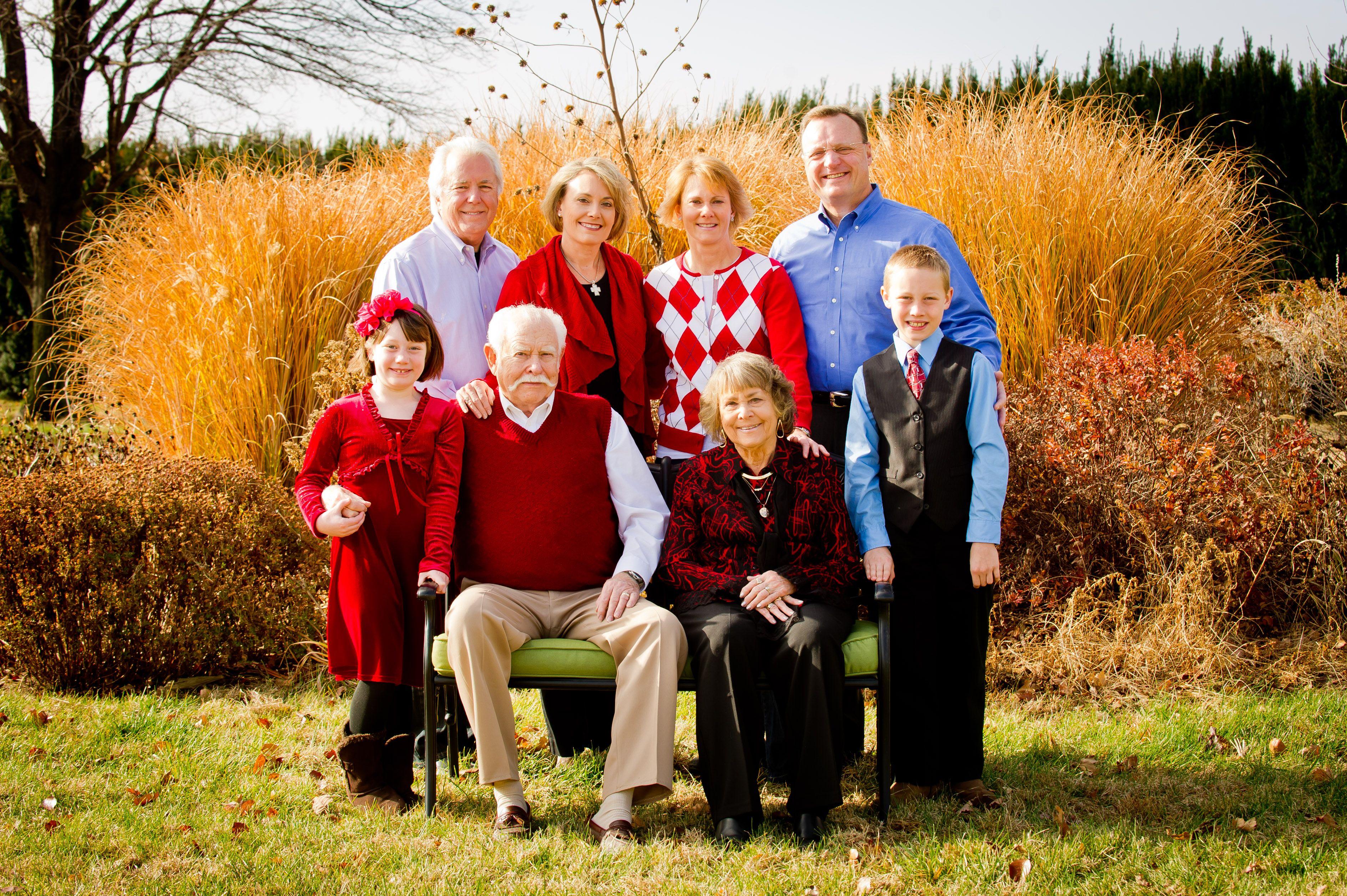 Family fall portrait http://laurelaustin.com | Family Portraits by ...
