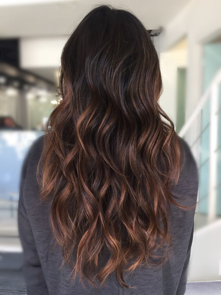 Dimensional Brunette Colorbyemily Brown Hair Balayage Long Hair Trends Hair Styles
