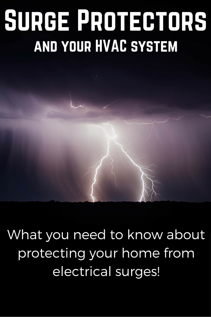 Protecting Your Hvac System With Surge Protectors Hvac System
