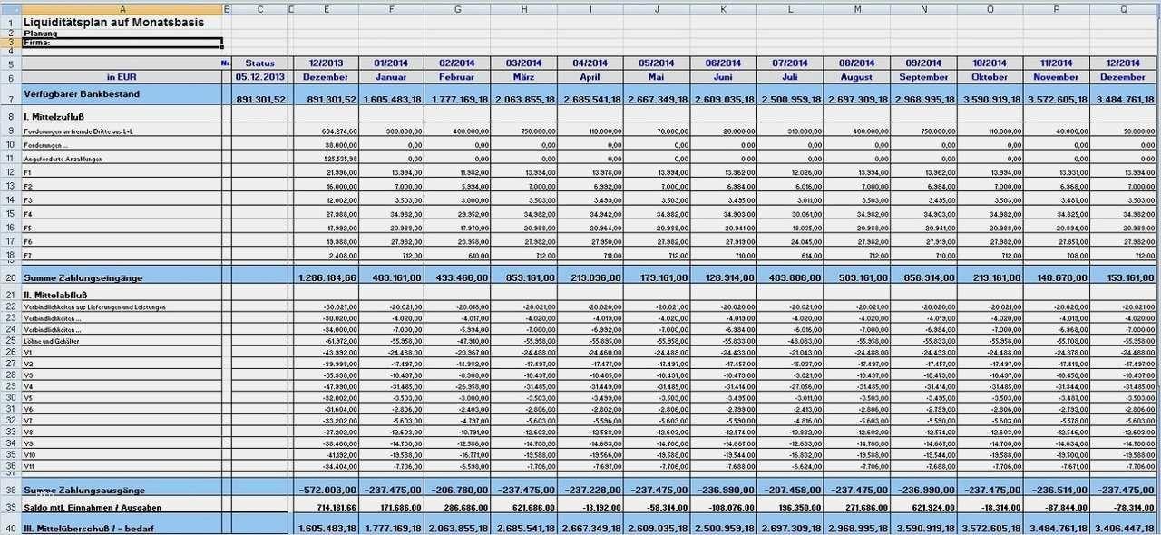 36 Suss Liquiditatsplanung Excel Vorlage Vorrate In 2020 Excel Vorlage Vorlagen Geschenkgutschein Vorlage
