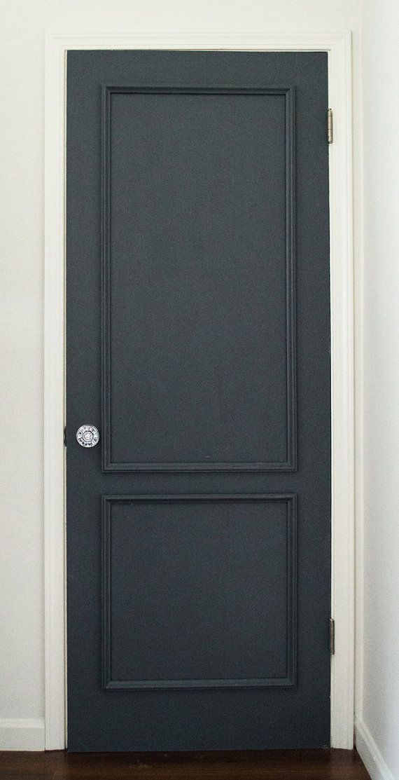 Brooklyn Two Piece Applied Door Moulding Kit Interior Doors