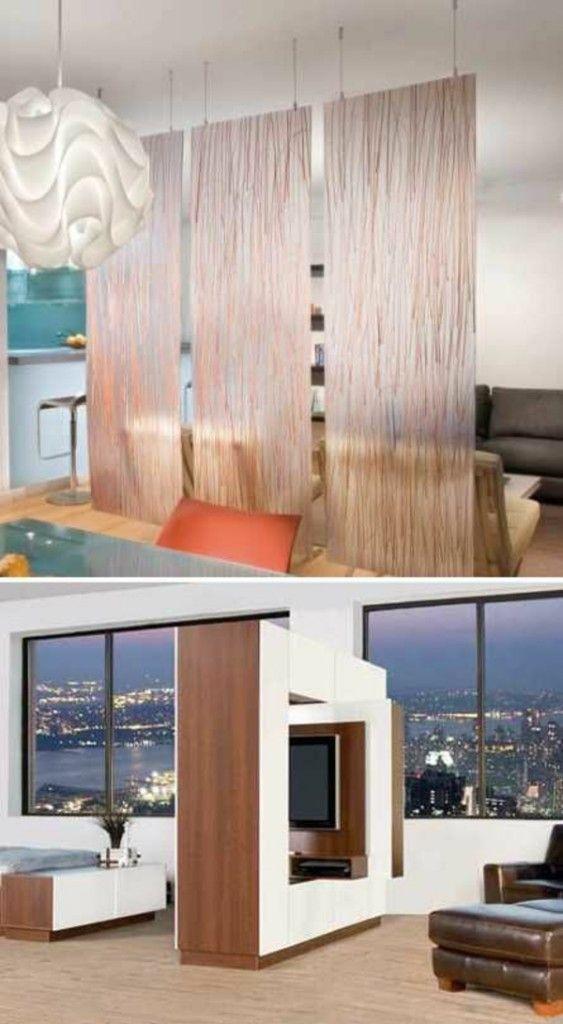 raumtrenner vorhang regal offen paravent h ngelampe homedesign pinterest raumtrenner. Black Bedroom Furniture Sets. Home Design Ideas